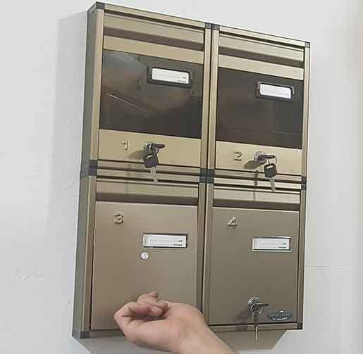 מנעולן ביהוד פורץ תיבת דואר