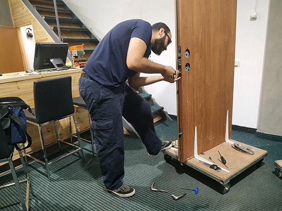 תיקון דלתות בלוד